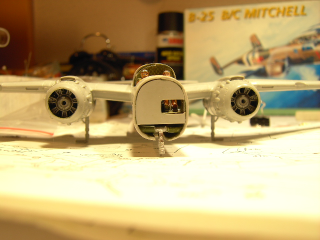B-25C mitchell Pict8830