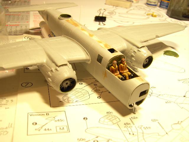 B-25C mitchell Pict8831