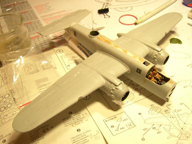 B-25C mitchell Pict8832