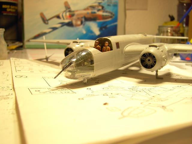 B-25C mitchell Pict8833