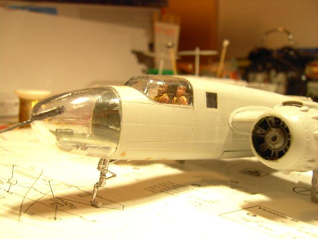B-25C mitchell Pict8835