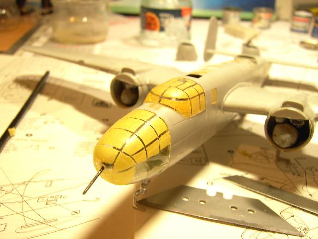 B-25C mitchell Pict8837
