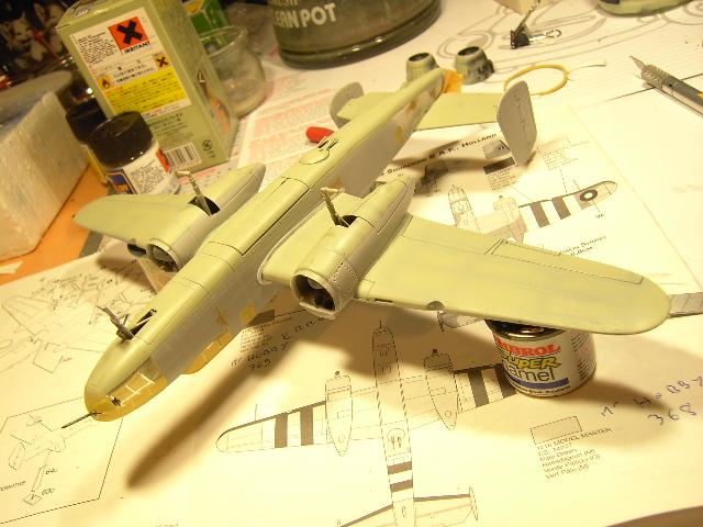 B-25C mitchell Pict8838