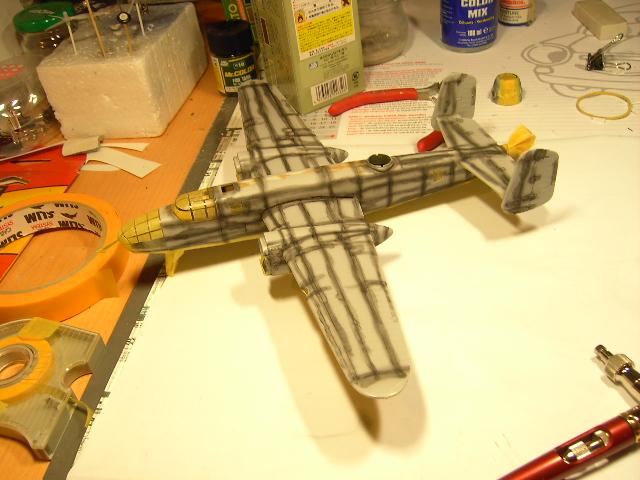 B-25C mitchell Pict8839