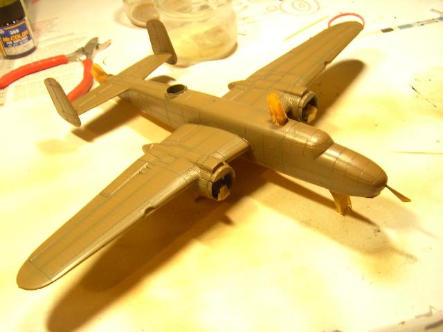 B-25C mitchell Pict8840