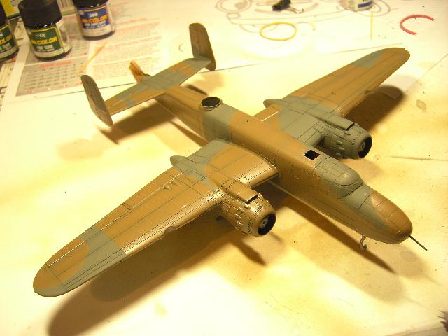 B-25C mitchell Pict8841