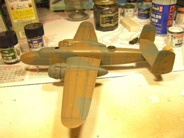 B-25C mitchell Pict8842