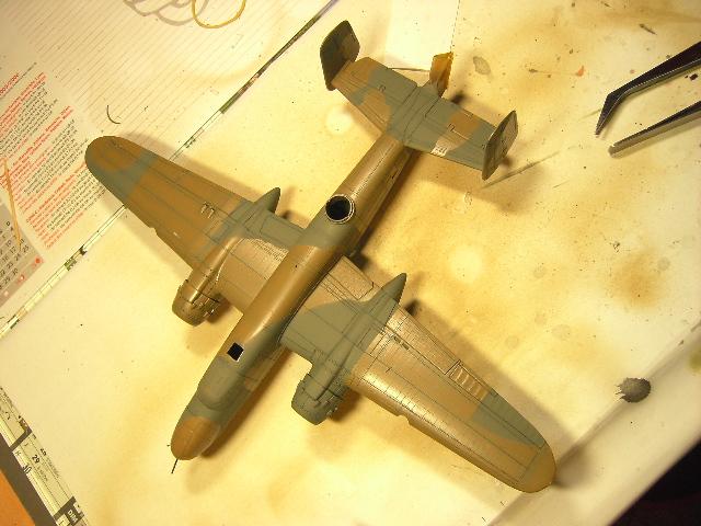 B-25C mitchell Pict8843