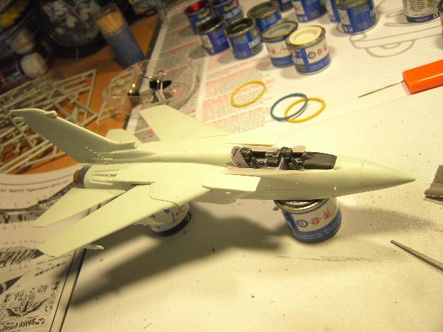 "Tornado ECR ""tigermeet 2011/12"" REVELL 1/72. Pict8923"