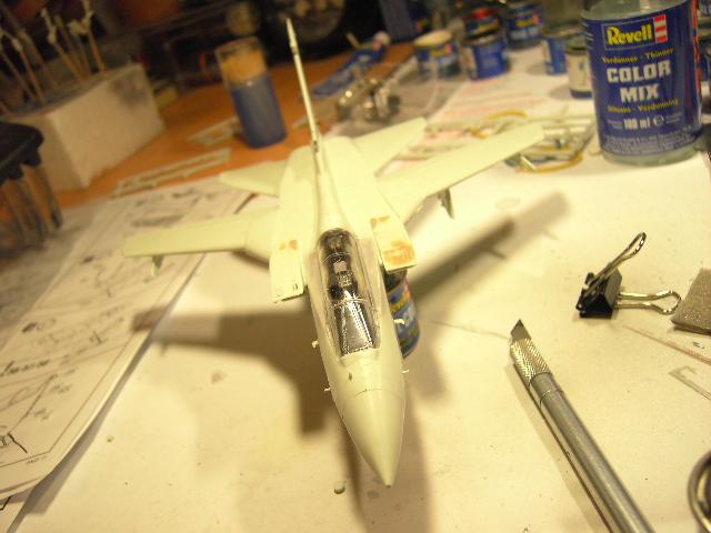 "Tornado ECR ""tigermeet 2011/12"" REVELL 1/72. Pict8926"