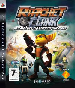 A la venta Ratchet & Clank: AHLD !! Caratu10