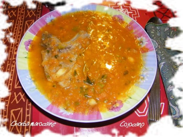 chorba (soupe aux légumes et agneau) 101_0010