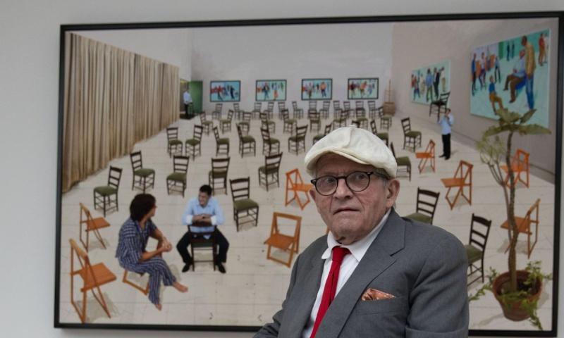 David Hockney A167