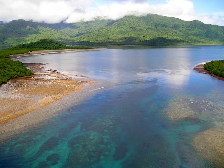 LC des îles [INDEX 1ER MESSAGE] A383