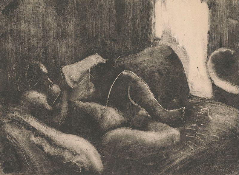 Edgar Degas Aa52