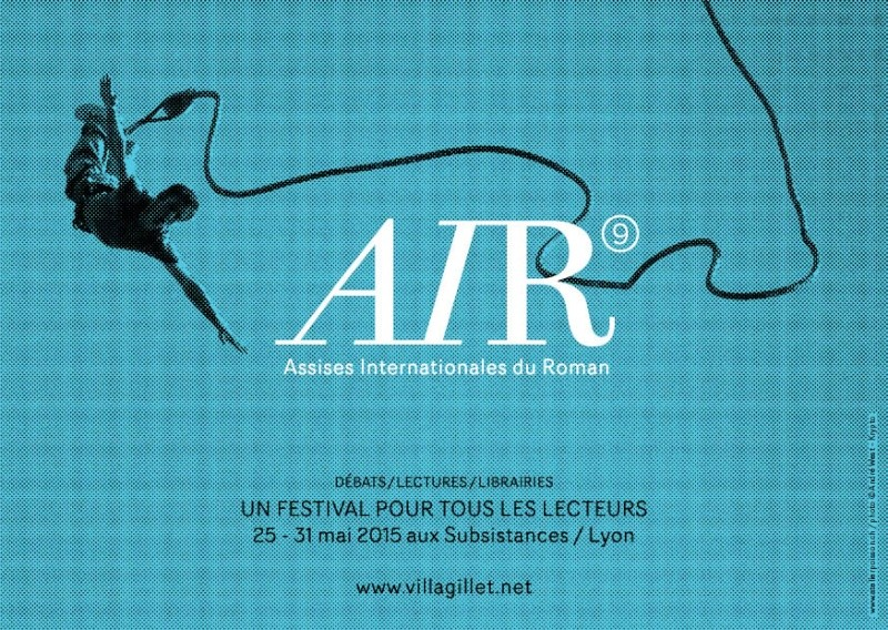 Assises Internationales du Roman à Lyon Aa55