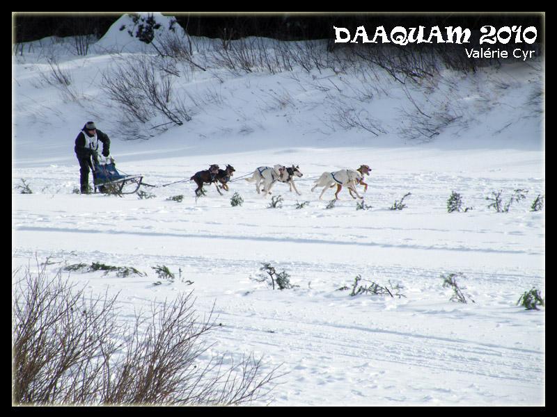Daaquam les Internationaux de traineau à chiens du Canada 17-01-61