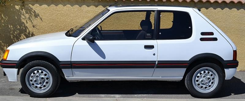 [ducatis4r]  205 GTI 1L6 - 1600 - BLANC MEIJE - 1988 210