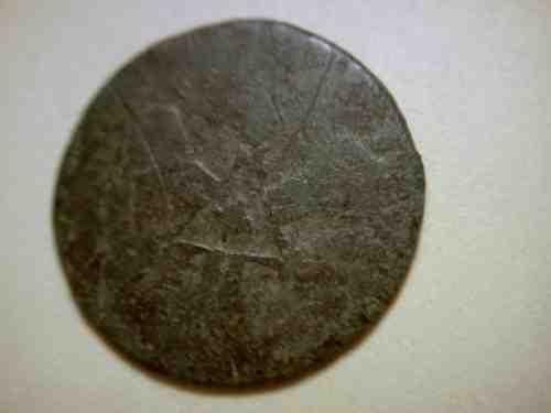 Francia, 6 deniers Dardennes circa 1710-1712 6_fina11