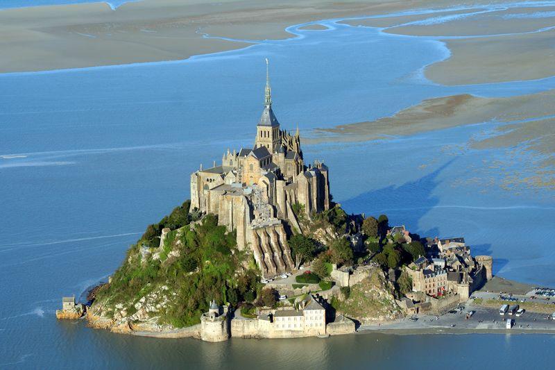 La Baie et le Mont Saint-Michel Img_3610