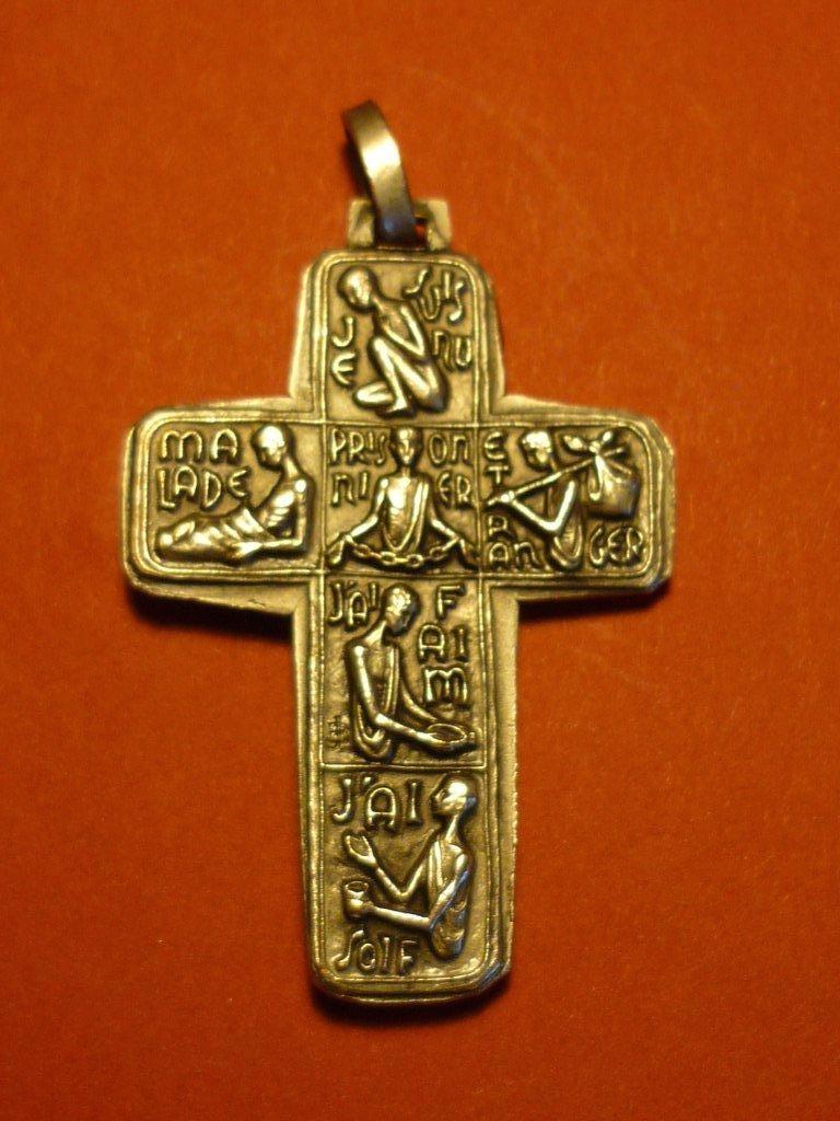 Croix moderne du XXe, siècle. P1020510