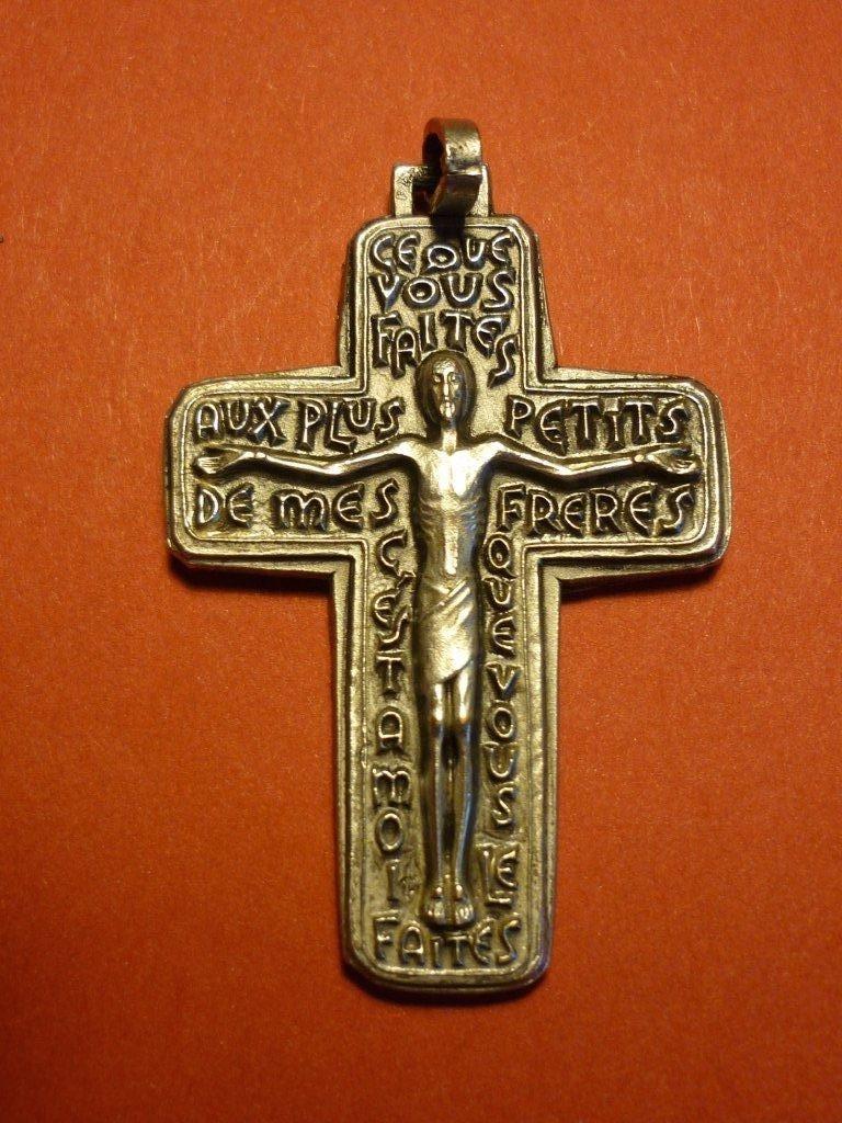 Croix moderne du XXe, siècle. P1020511