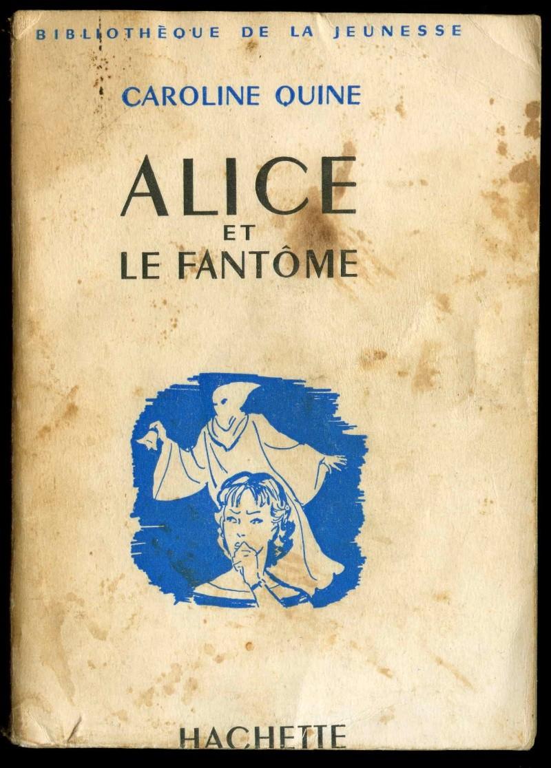 Mystère de la Bibliothèque Verte / Bibliothèque de la Jeunesse Alice_10