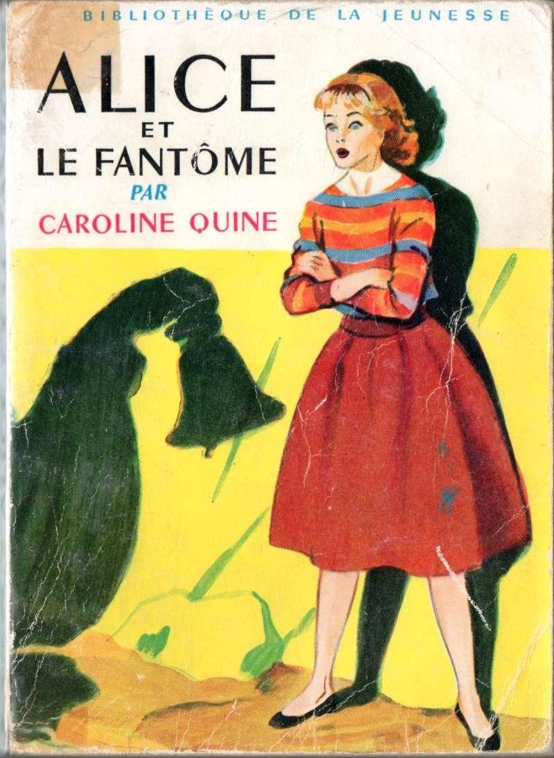 Mystère de la Bibliothèque Verte / Bibliothèque de la Jeunesse Alice_11