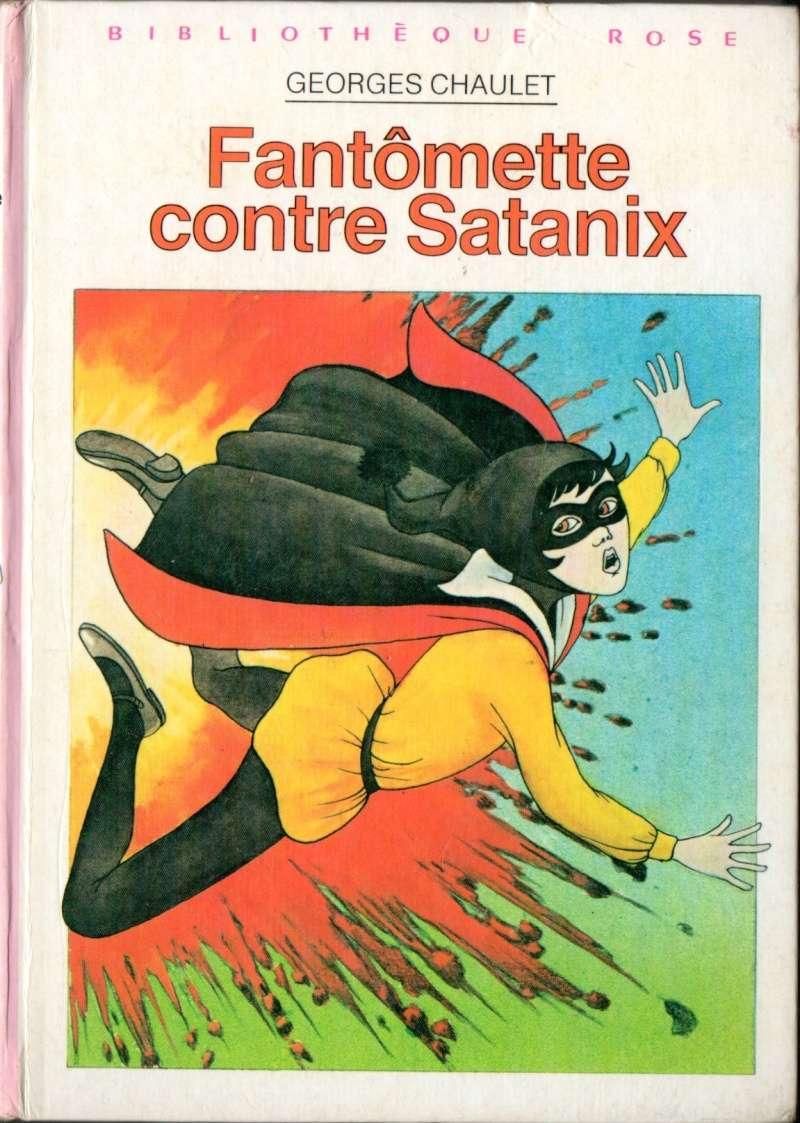 Les éditions originales de Fantomette. - Page 3 Faneo417