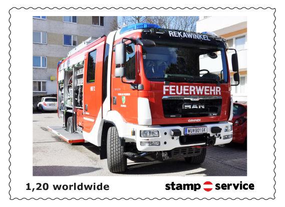 Stamps Service kommt nach Pressbaum/ Rekawinkel So 26.4.2015  1f10