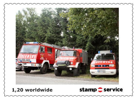 Stamps Service kommt nach Pressbaum/ Rekawinkel So 26.4.2015  2f10