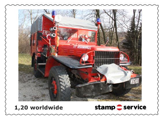 Stamps Service kommt nach Pressbaum/ Rekawinkel So 26.4.2015  4f10