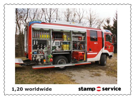 Stamps Service kommt nach Pressbaum/ Rekawinkel So 26.4.2015  5f10