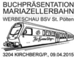 Sonderpostamt in Kirchberg an der Pielach Bild611