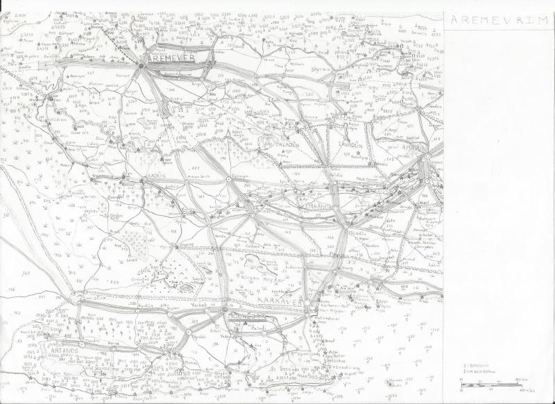 Carte de pays : Aremevrim Aremev10