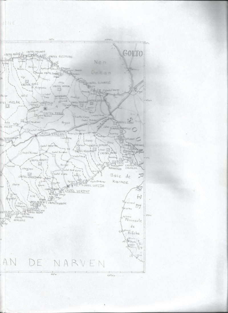 Carte locale : péninsule baronienne Pynins12