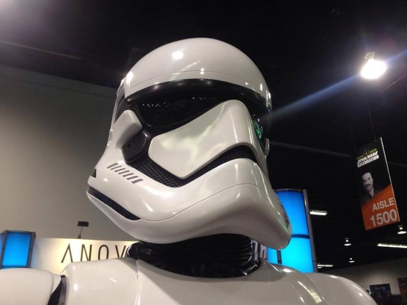Anovos Star Wars - The Force Awakens Stormtrooper amor 10987310