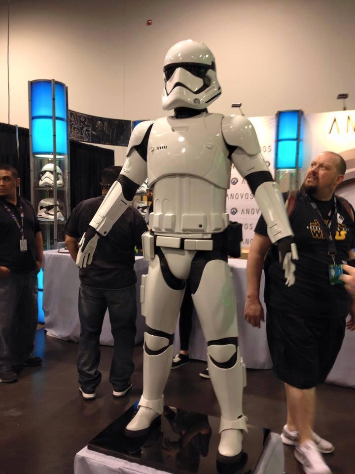 Anovos Star Wars - The Force Awakens Stormtrooper amor 11071910