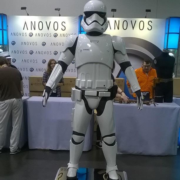 Anovos Star Wars - The Force Awakens Stormtrooper amor 11148410