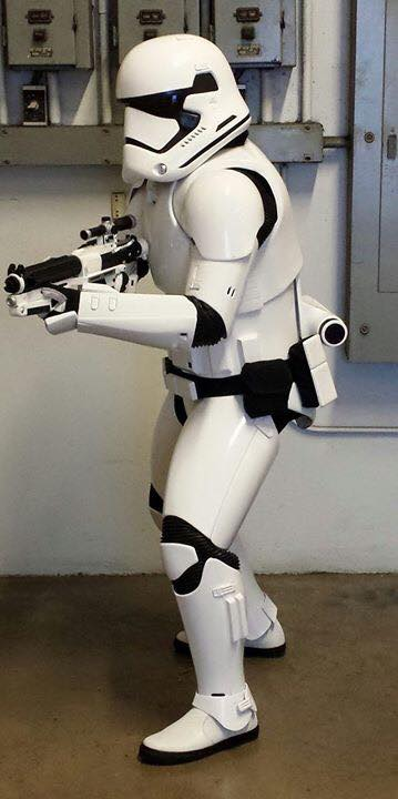 Anovos Star Wars - The Force Awakens Stormtrooper amor 11156110