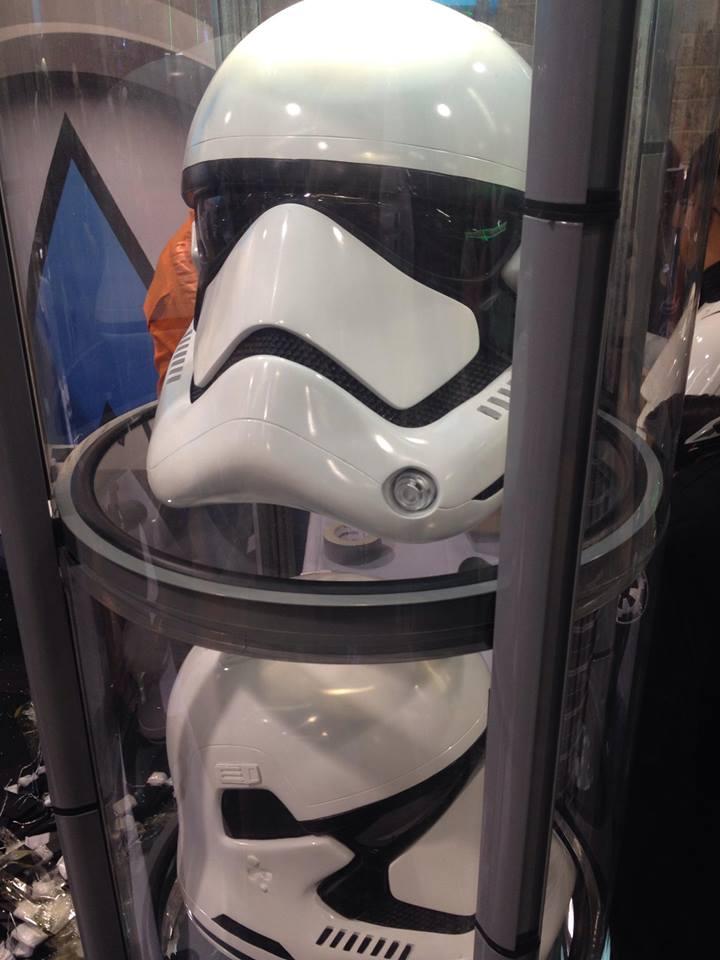 Anovos Star Wars - The Force Awakens Stormtrooper amor 11162410