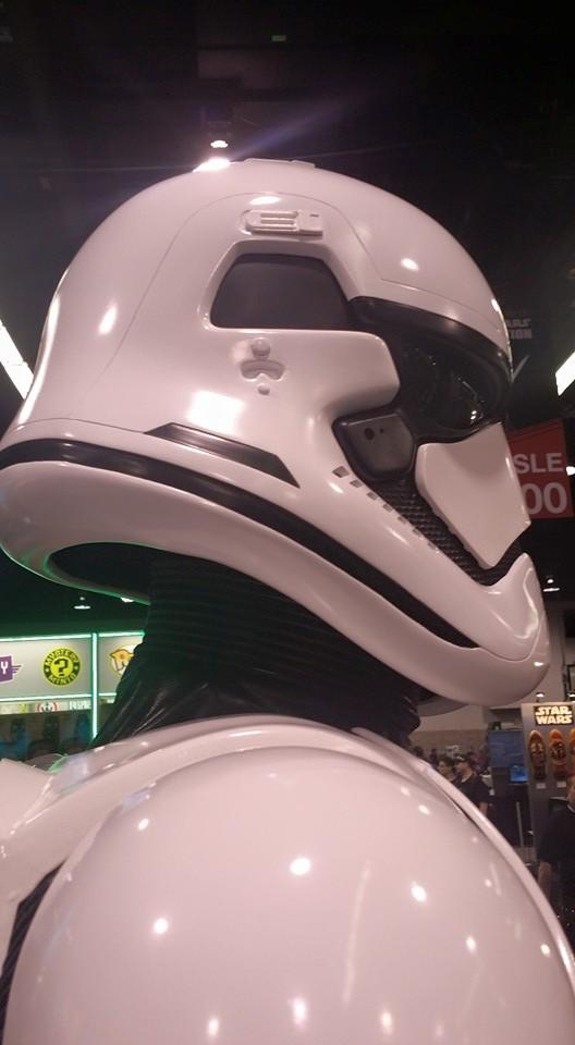 Anovos Star Wars - The Force Awakens Stormtrooper amor 11167610