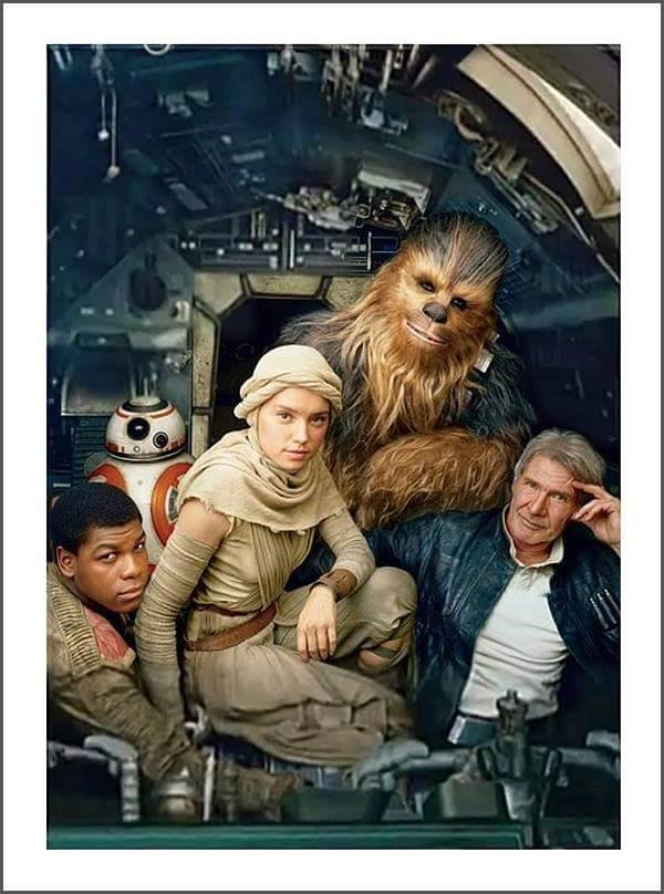 7 - Star Wars VII - Le casting  - Page 5 11193210