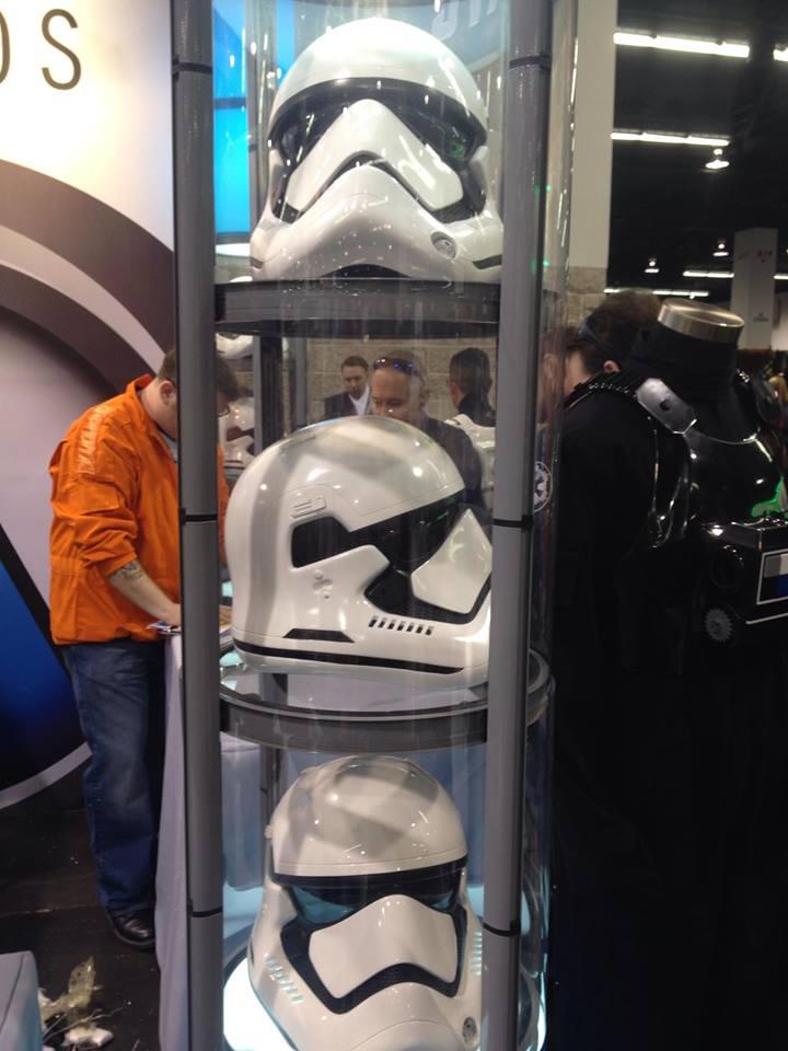 Anovos Star Wars - The Force Awakens Stormtrooper amor 14847010
