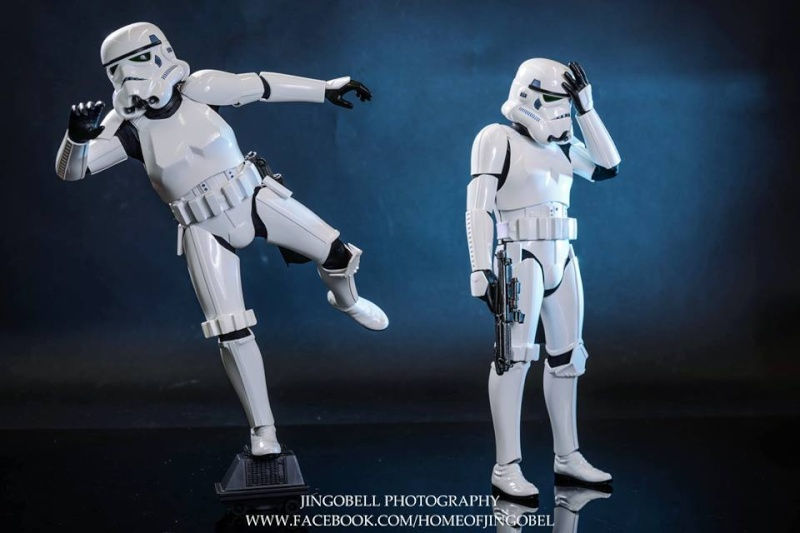 Hot Toys Stormtrooper Sixth Scale Figures Set Hot-to10