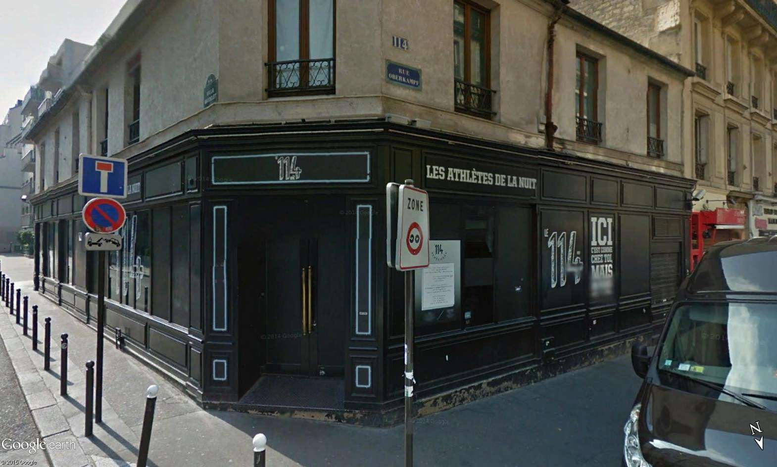 STREET VIEW : bistrots et  bars - Page 5 11410