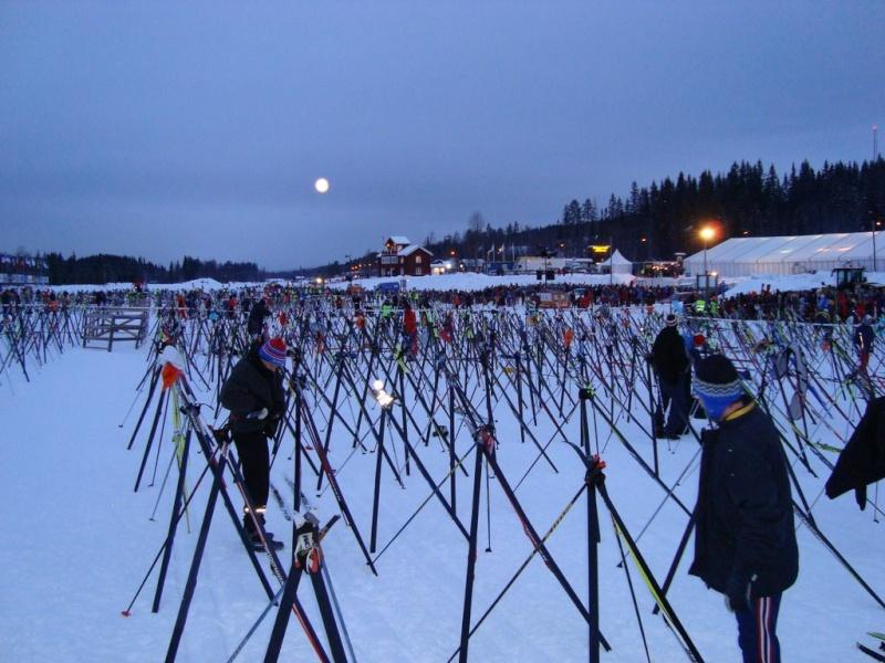 La Vasaloppet : plus longue course de ski de fond au monde 28092810