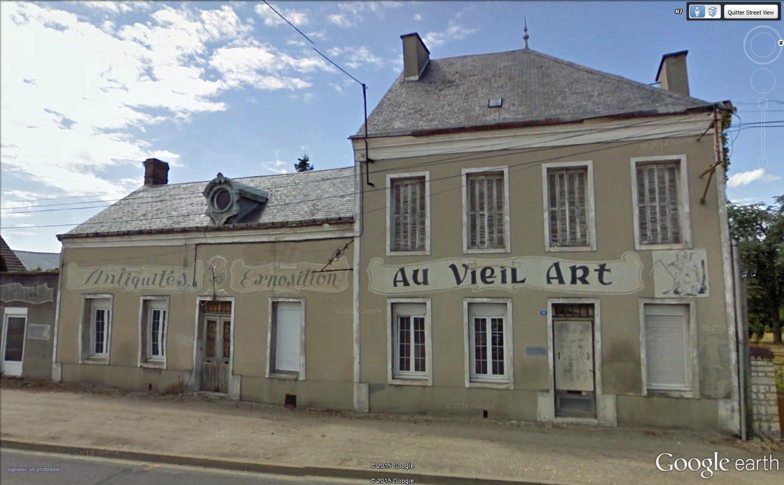 STREET VIEW : les façades de magasins (France) - Page 10 Au_vie10