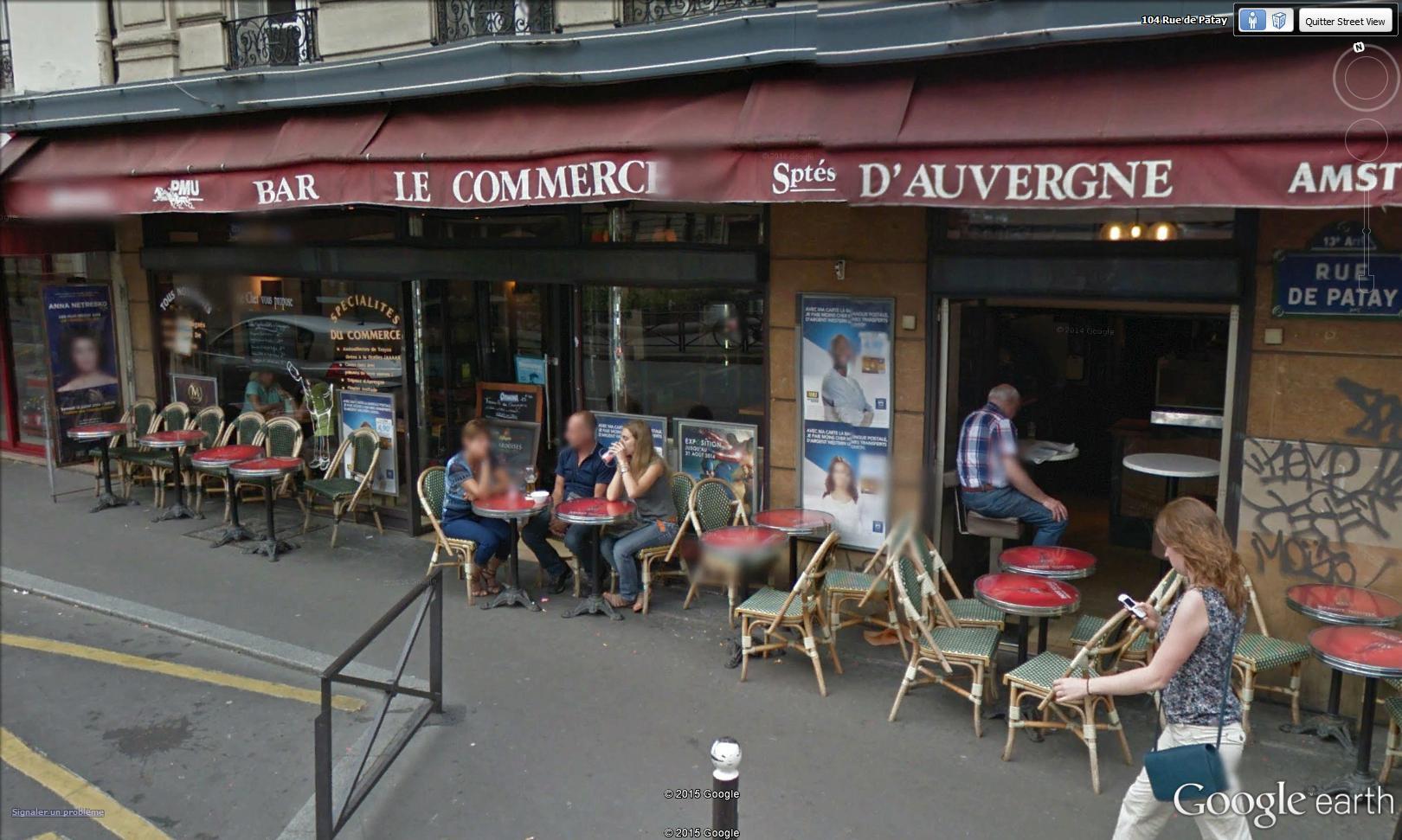 Brasserie du Commerce : à la poursuite d'une institution française Auverg10
