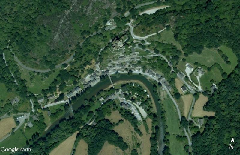 Tour de France virtuel - Les Plus Beaux Villages de France Belcas11